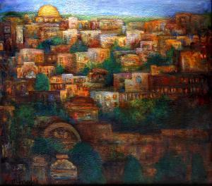 Te recuerdo Jerusalén